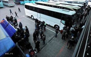 Transport persoane Aiud Norvegia