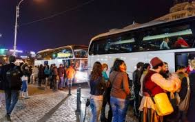Transport persoane Tecuci Bruxelles