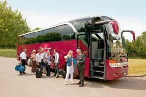 Transport persoane Harlau Austria